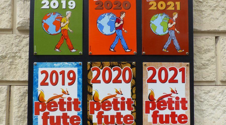 Guide du routard et Petit Futé